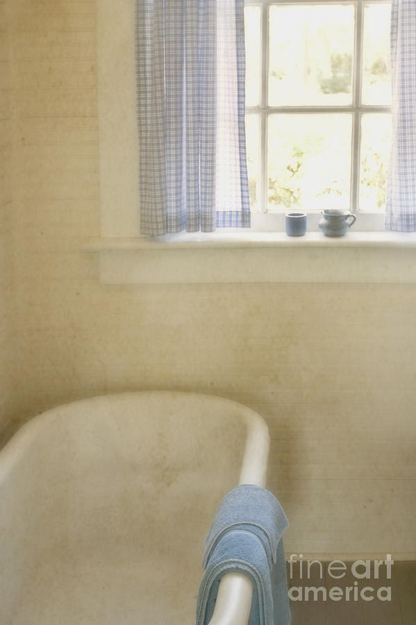 Country Bath Photograph by Margie Hurwich
