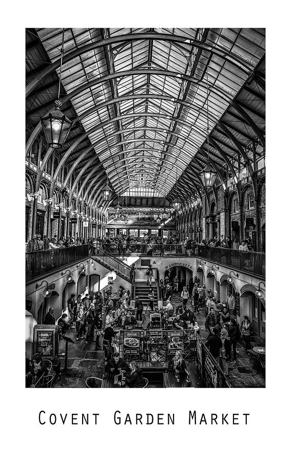 Covent Garden Market Photograph