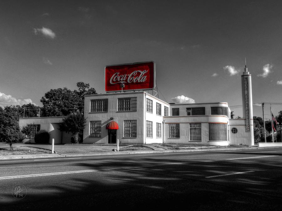 Covington Tn Photograph - Covington Tn - Rose Construction 001 by Lance Vaughn