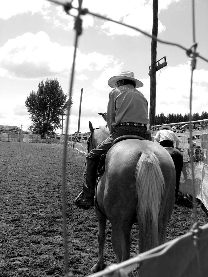 Cowboy Photograph - Cowboy 1 by Amanda Stadther