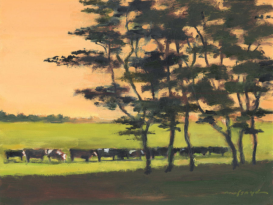cows 6 by J REIFSNYDER