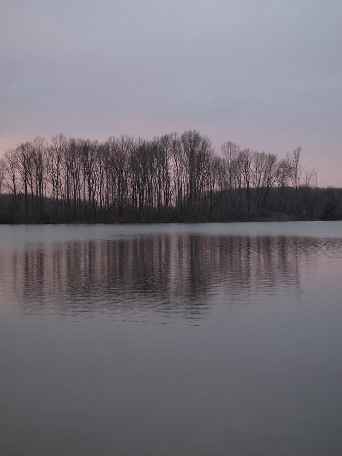 Evening Photograph - Crab Orchard Lake At Peace - 3 by Frank Chipasula
