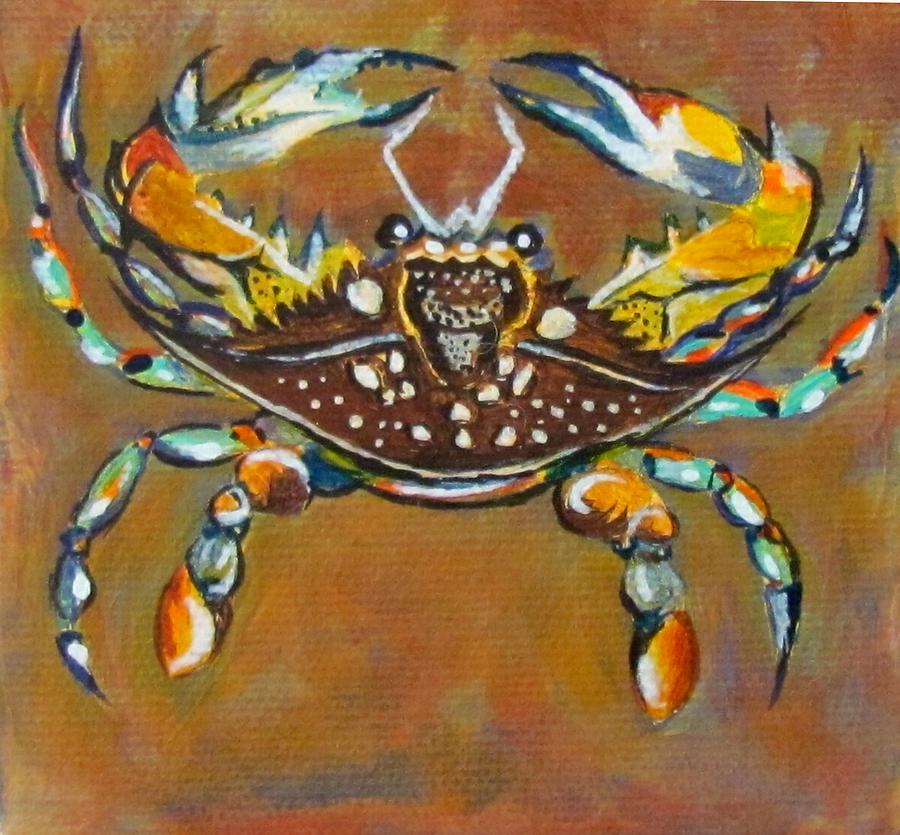 Crab by Susan Duxter