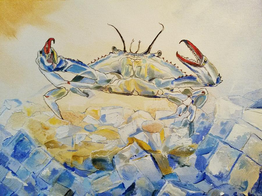 Crabbie Ice  by John  Duplantis