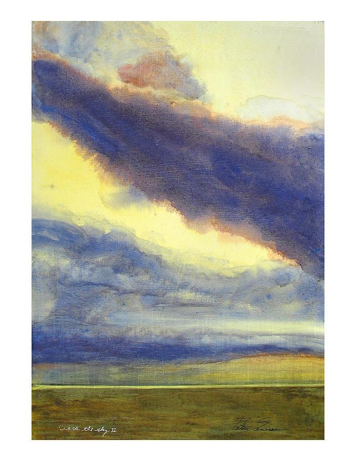 Crack the Sky 2 of 4 by Peter Senesac