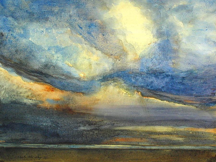 Crack the Sky III by Peter Senesac