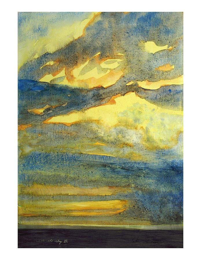 Crack the Sky IV by Peter Senesac
