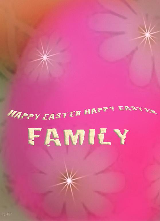 Pansies Photograph - Cracked Happy Easter by Debra     Vatalaro