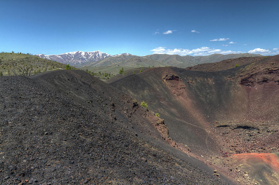 Craters Of The Moon National Monument Photograph by Anna Gorin