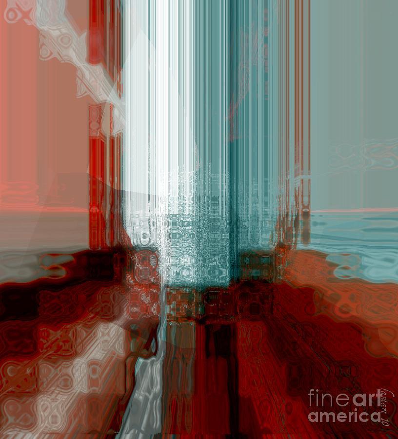 Fania Simon Digital Art - Crave To Receive by Fania Simon