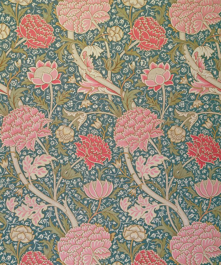 Arts And Crafts Movement Tapestry - Textile - Cray by William Morris