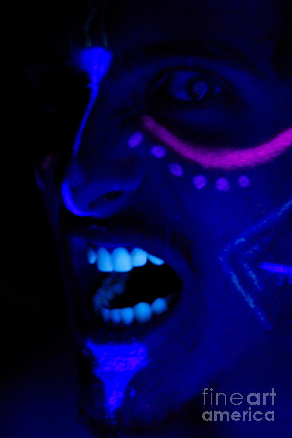 Ritual Photograph - Crazed Hunger by Xn Tyler