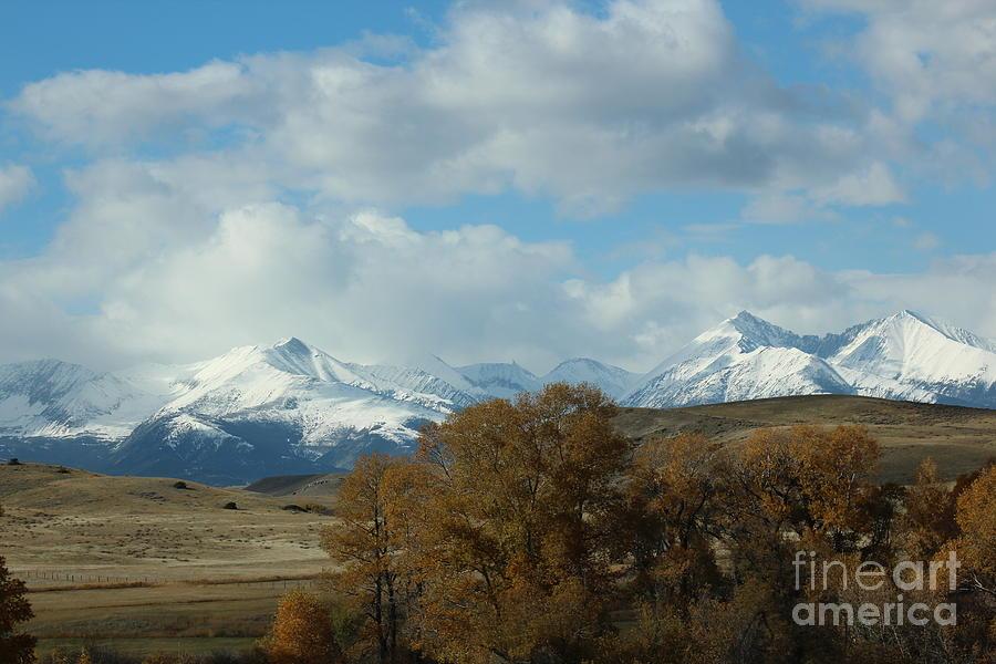 Mountains Photograph - Crazy Mountains 3 by Brenda Henley