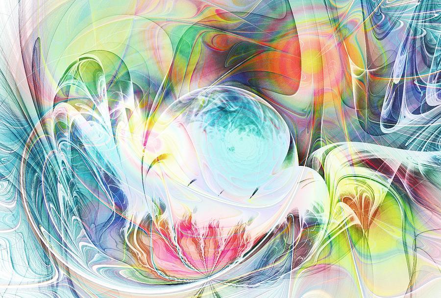 Malakhova Digital Art - Creation by Anastasiya Malakhova