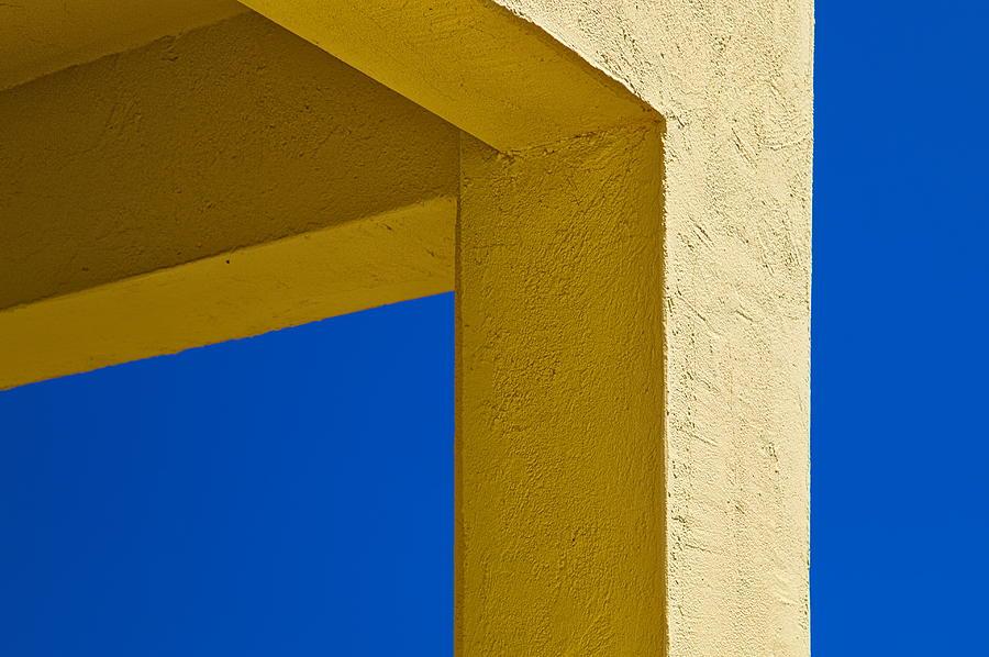 Crete Photograph - Cretan Architecture I by Martin Wackenhut