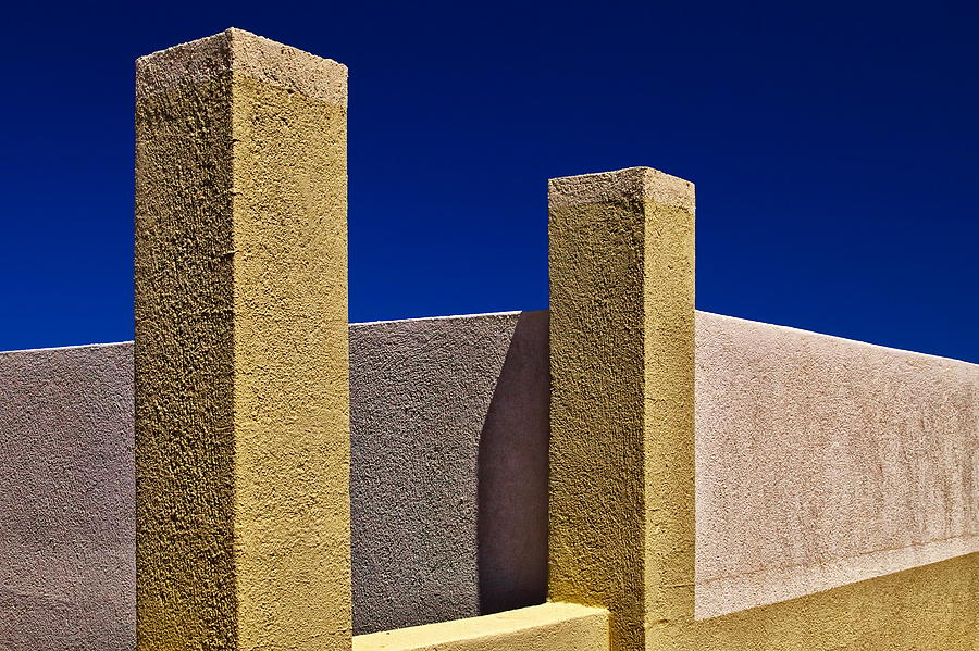 Crete Photograph - Cretan Architecture III by Martin Wackenhut