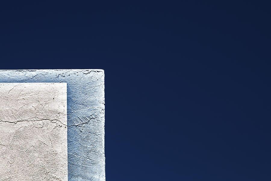 Crete Photograph - Cretan Architecture V by Martin Wackenhut