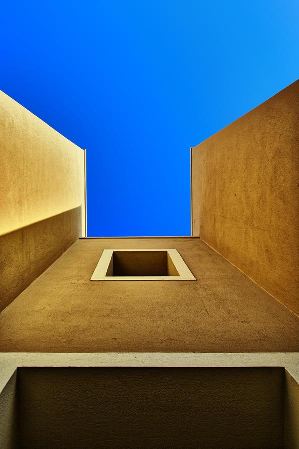 Crete Photograph - Cretan Architecture VIII by Martin Wackenhut