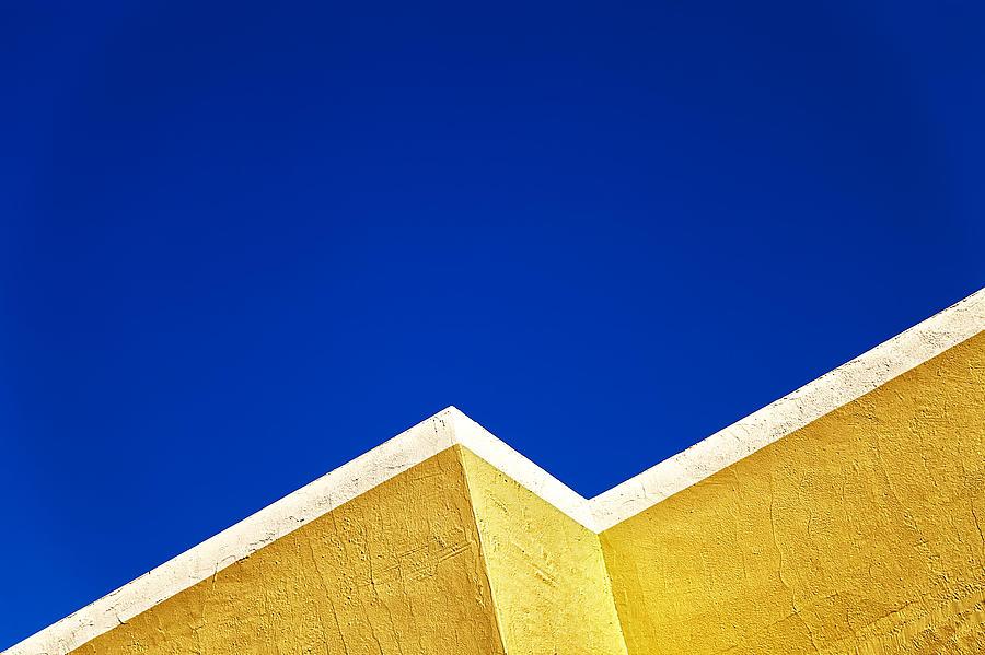 Crete Photograph - Cretan Architecture X by Martin Wackenhut
