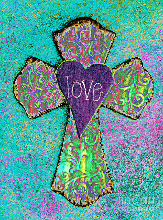 Cross of Love by Pattie Calfy