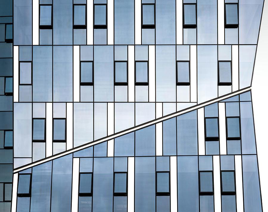Facade Photograph - Crossing by Nir Blatt