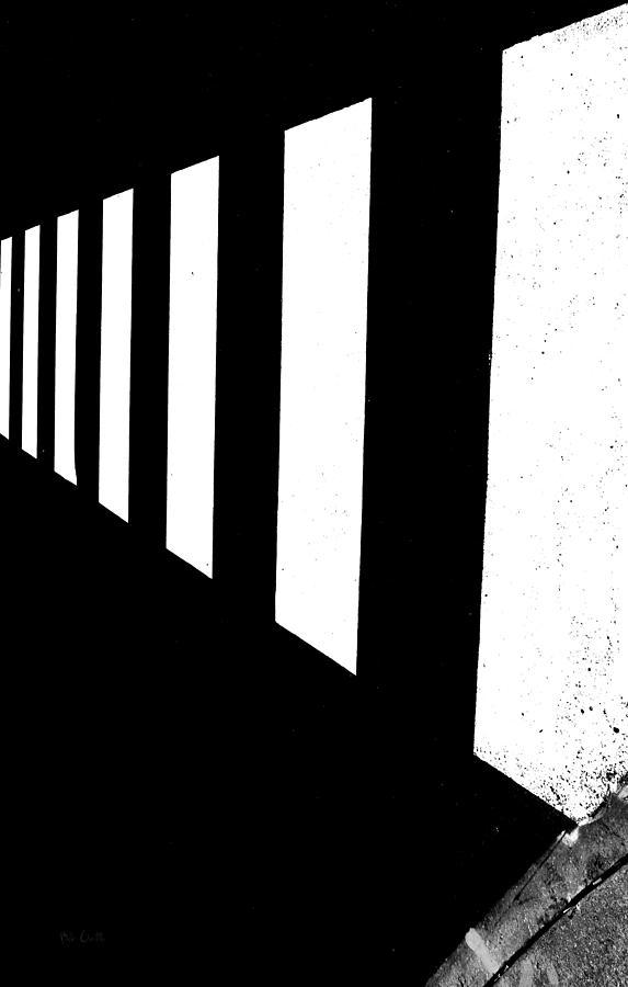 Abstract Photograph - Crosswalk by Bob Orsillo