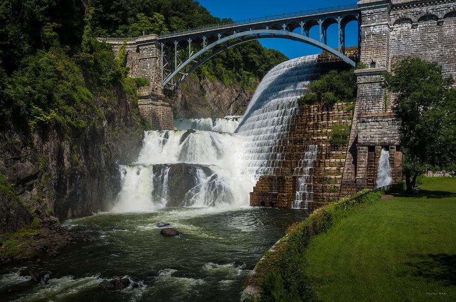 Croton Dam Photograph - Croton Dam 2 by Frank Mari