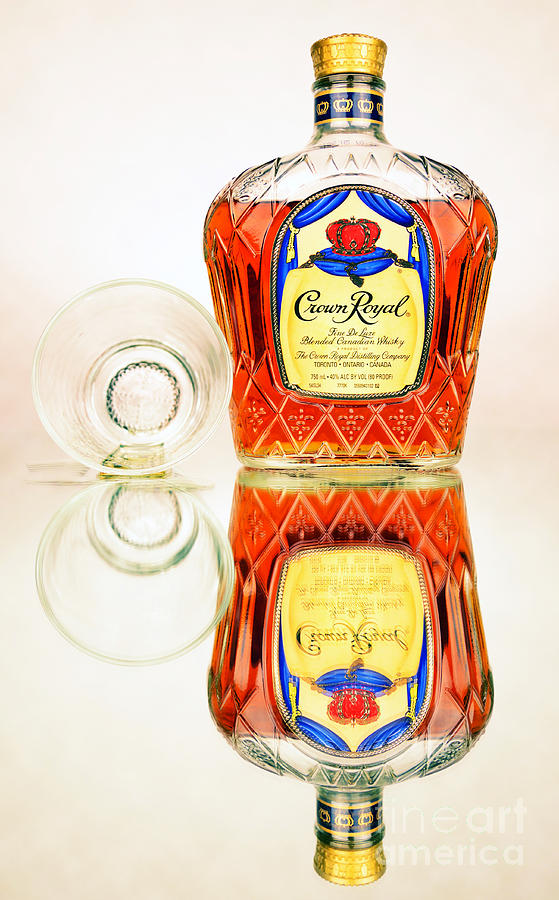 Crown Royal Photograph - Crown Royal 3 by Glenn Gordon
