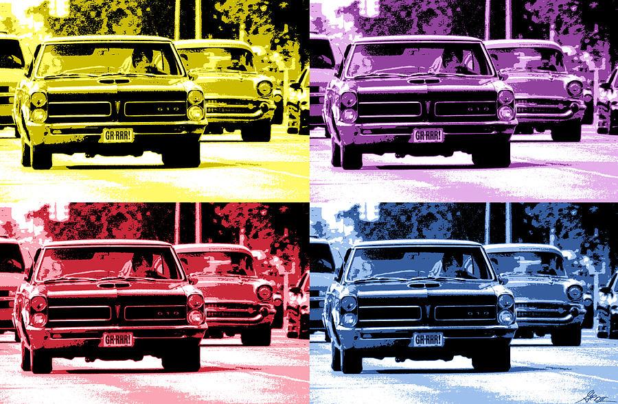 Woodward Photograph - Cruise Pop 2 by Gordon Dean II