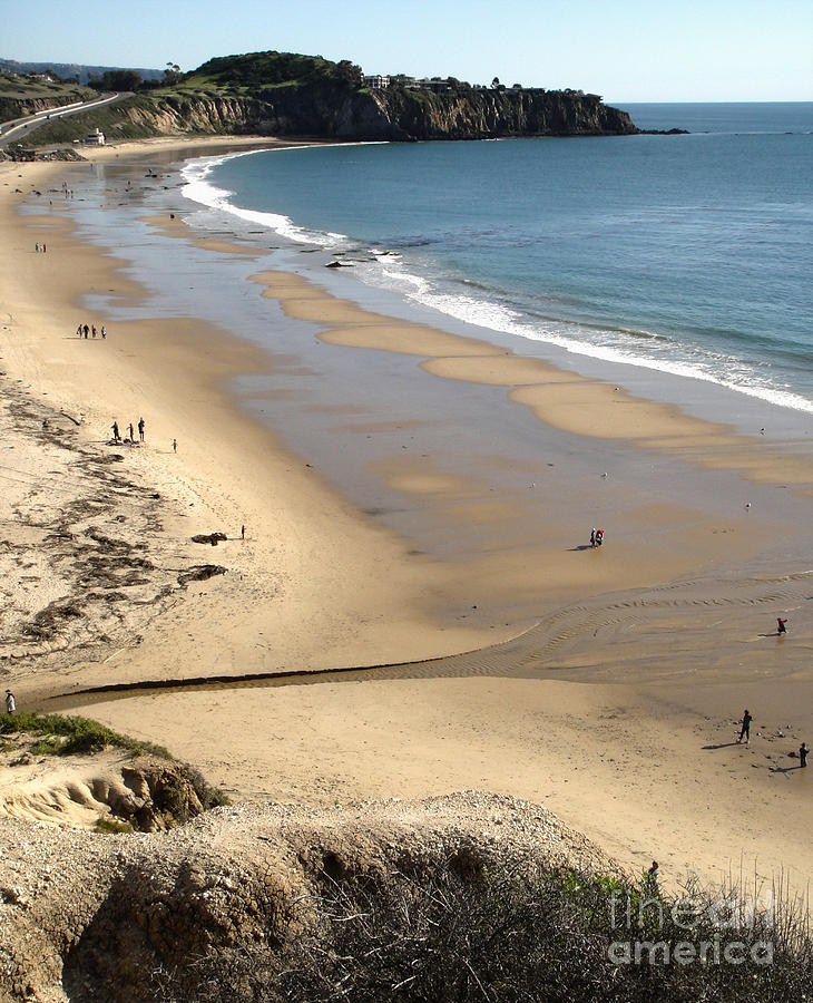 Crystal Cove Photograph - Crystal Cove View - 03 by Gregory Dyer