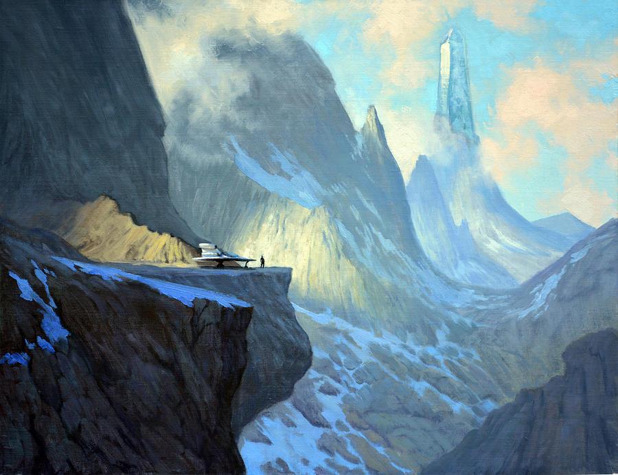 World Traveler Paintings