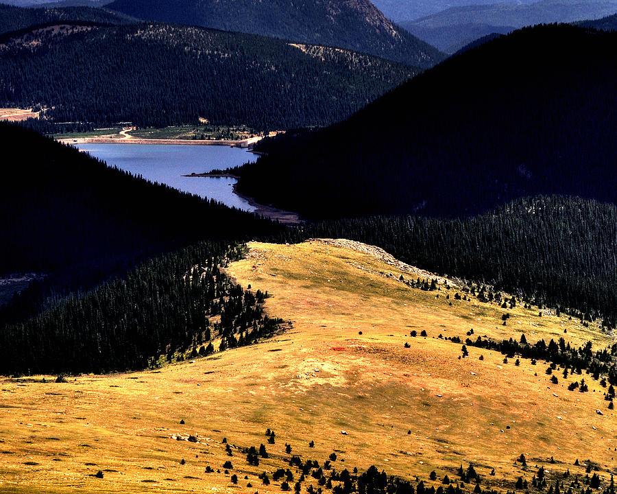 Crystal Reservoir 11090 Photograph