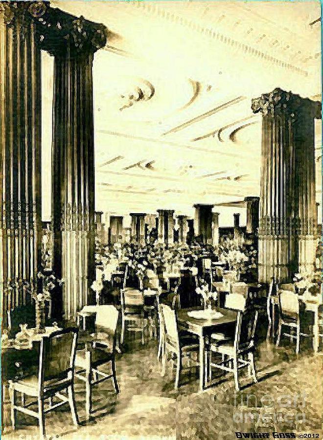 Crystal Tearoom In John Wanamaker S In Philadelphia Pa