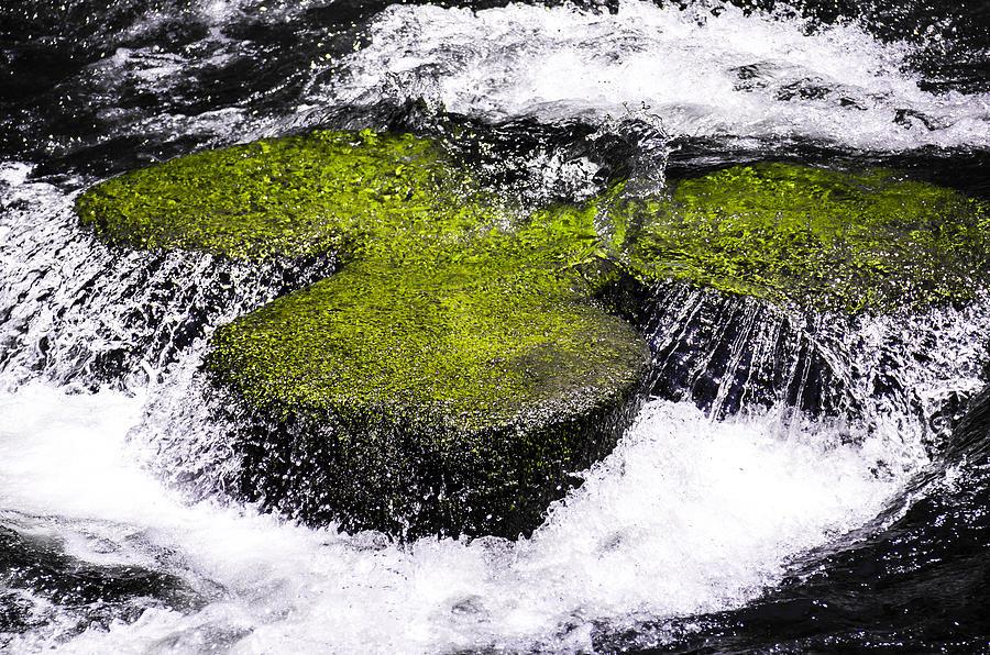 Hill Photograph - Crystal Water  by Sotiris Filippou