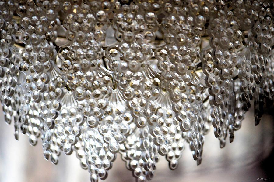 Crystals Photograph - Crystals by Maria Urso