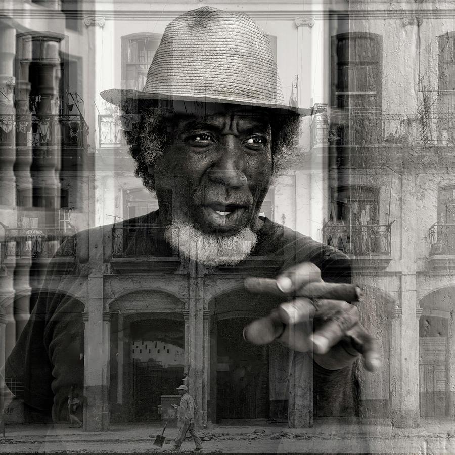 Cuba Photograph - Cuba - Pure by Marianne Wogeck