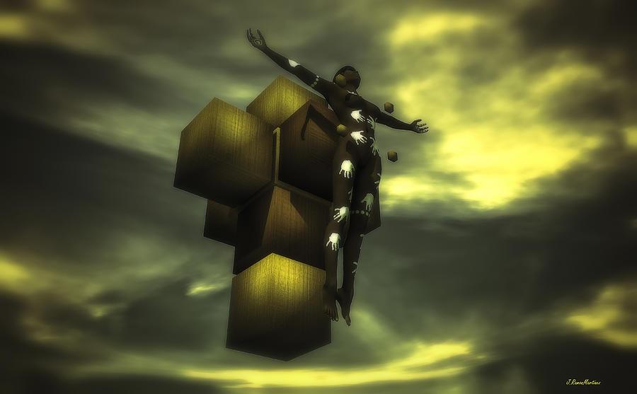 Cube cross by Ramon Martinez