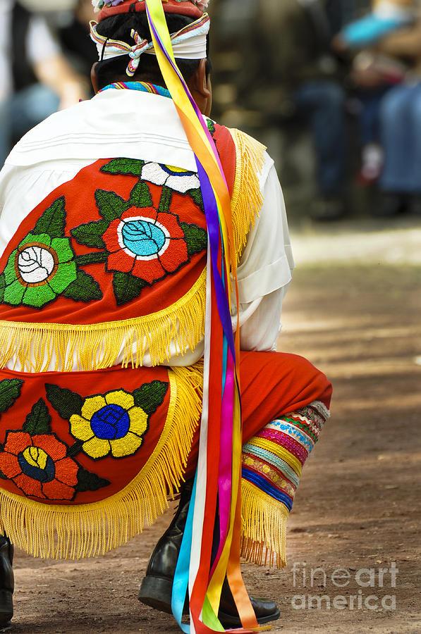 Mexico Photograph - Cuentas y Lazos by Kristine Celorio