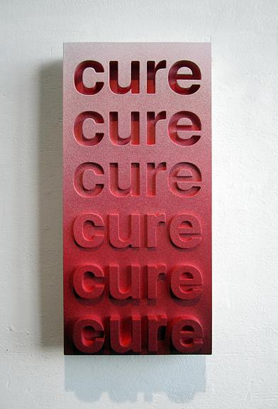 Cure Mixed Media by JG Mair