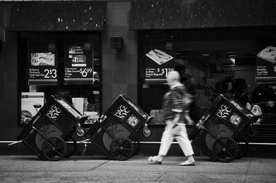 City Photograph - Curiosity Of Three by Tony Santo