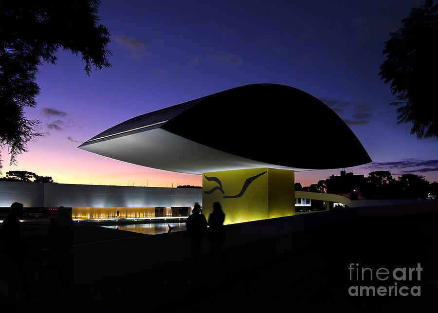 Curitiba - Museu Oscar Niemeyer by Carlos Alkmin