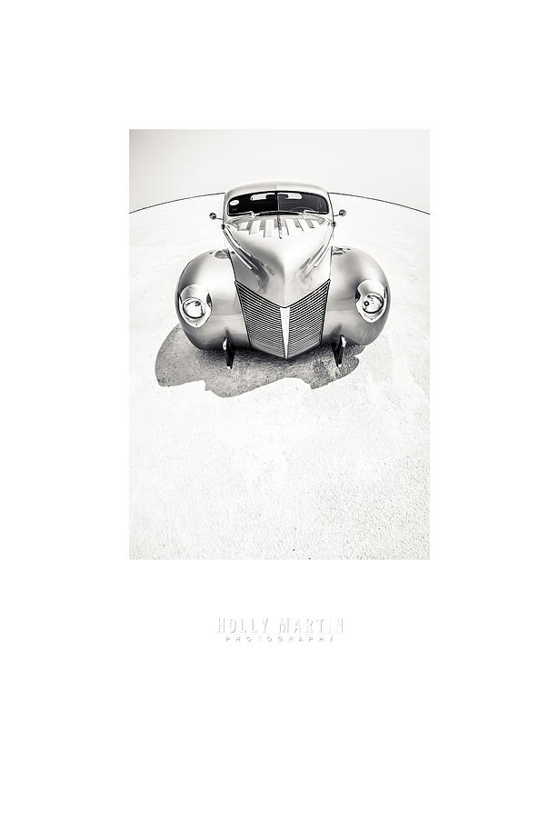 Antique Automobile Photograph - Custom Salt  by Holly Martin