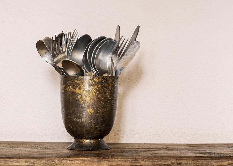Cutlery Photograph - Cutlery by Dutourdumonde Photography
