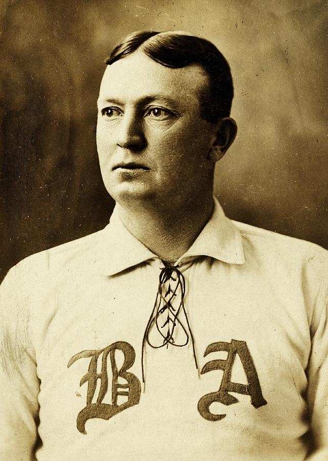 Cy Young Photograph - Cy Young by Benjamin Yeager