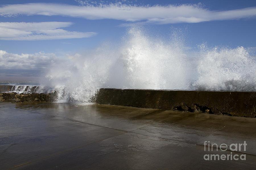 Aloha Photograph - Da Wave by Sharon Mau