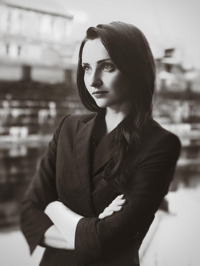 Dagny Taggart Photograph