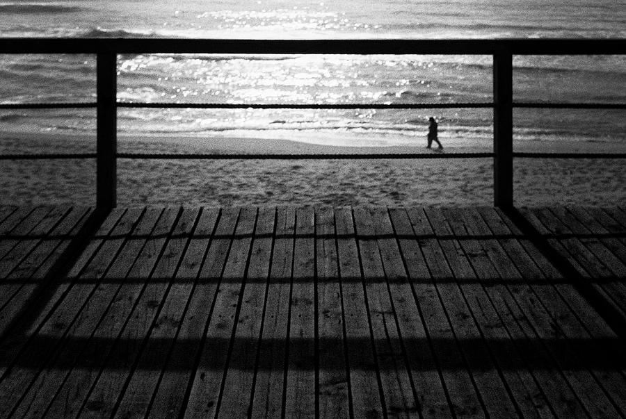 Beach Photograph - Daily Infinity by Paulo Abrantes