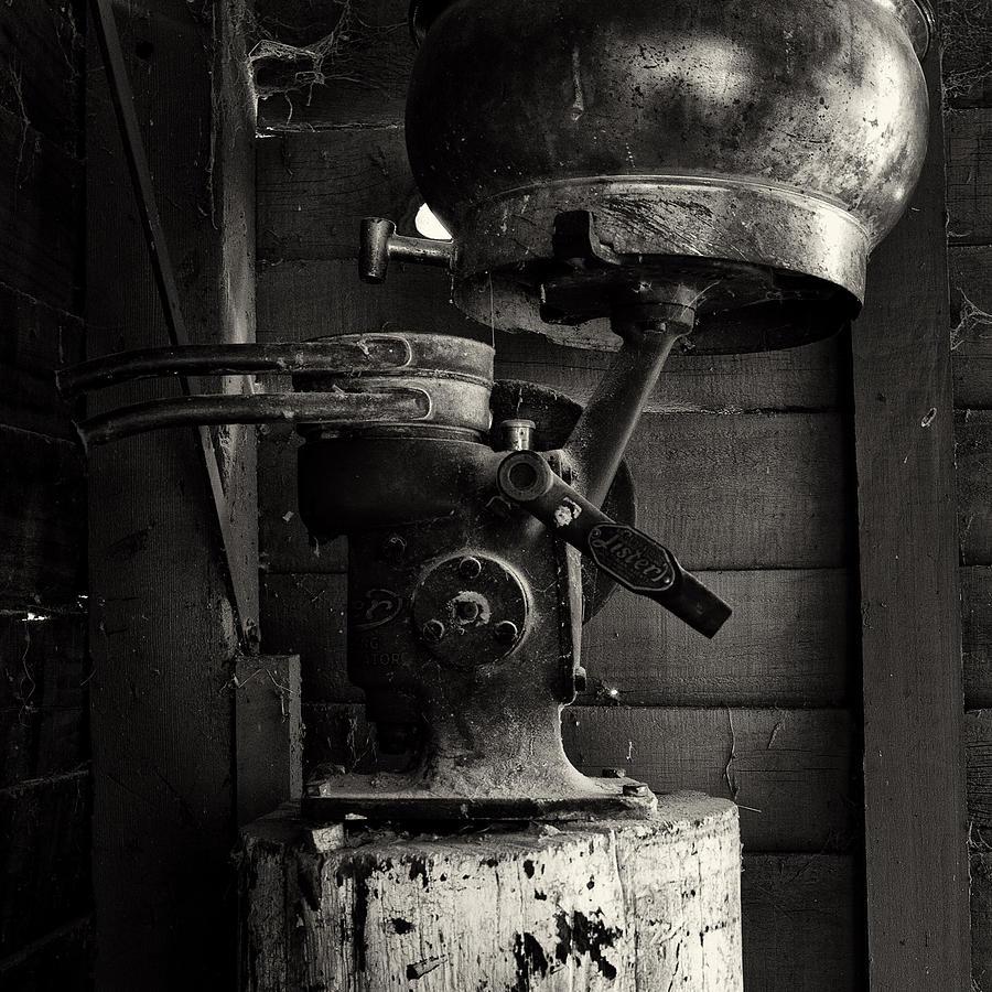 Tim Nichols Photograph - Dairy by Tim Nichols