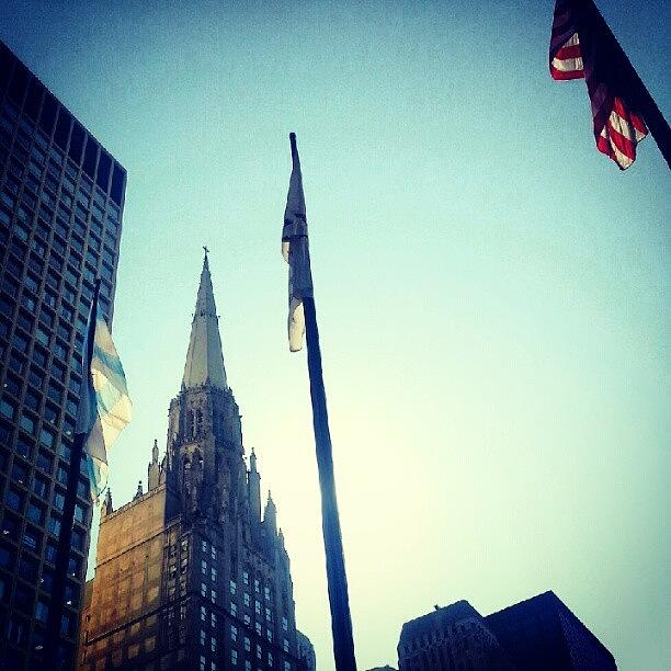 Chicago Photograph - Daley Plaza by Jill Tuinier