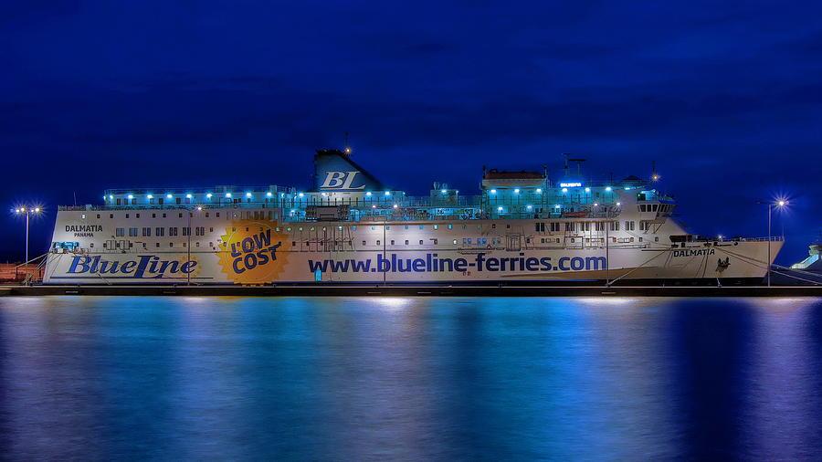 Dalmatia Photograph - Dalmatia by Ships in Split